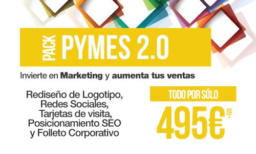 Pack marketing para Pymes