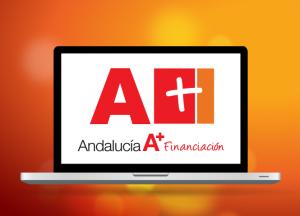 Diseño de la identidad visual de A+ Financiación