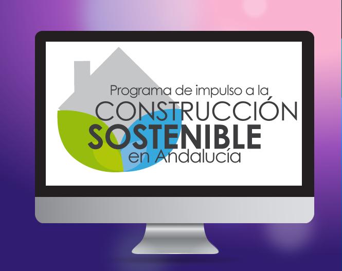 Creación y diseño del logotipo del Programa de Impulso a la Construcción Sostenible de Andalucía de la Agencia Andaluza de la Energía