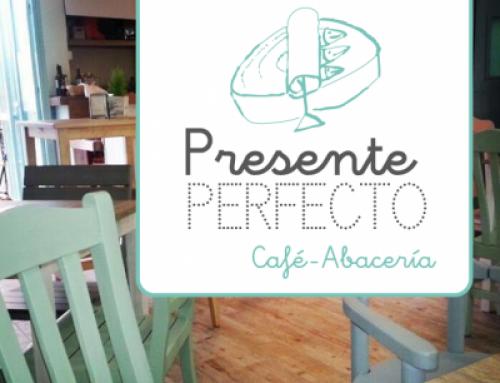 Diseño Branding: Presente Perfecto, gastrobar y cafetería