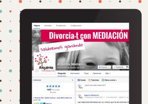 Gestión de Social Media para Alquimia Mediación
