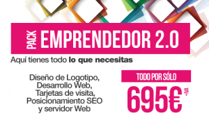 Pack Servicios Marketing para emprendedores