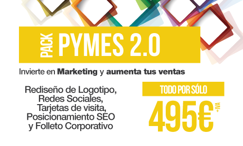 Pack marketing para Pymes