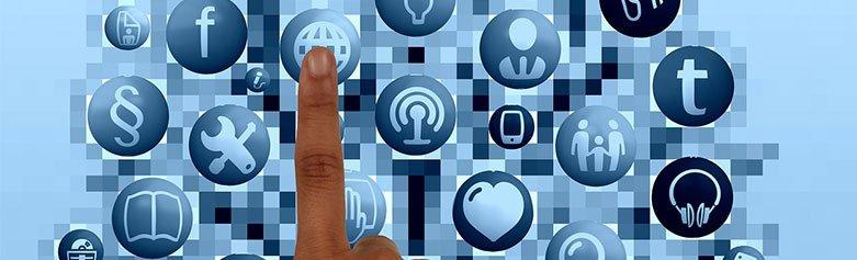 La era de los botones