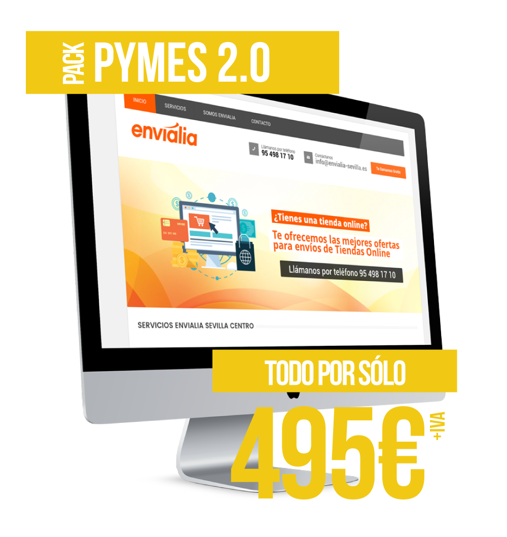 Pack Servicios Marketing para Pyme