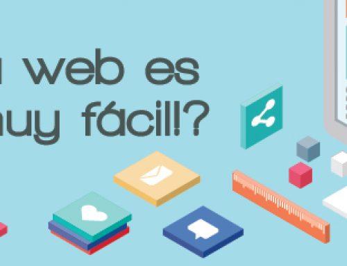 Crear una web es ¿¡muy fácil!?