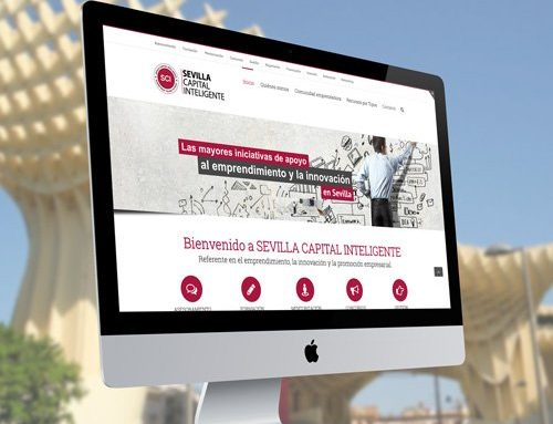 Diseño Web: Sevilla Capital Inteligente