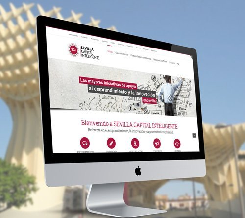 Diseño web Sevilla Capital