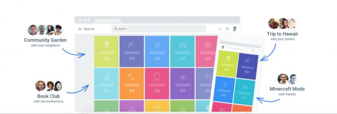 Las nuevas redes sociales que llegan. Google Space
